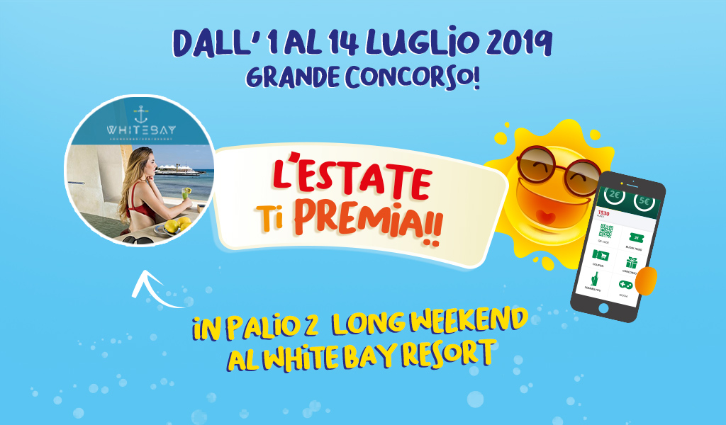 Despar Sicilia - L'Estate ti premia - Concorso Estate 2019